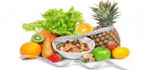 رژیم غذایی سالم و تناسب اندام